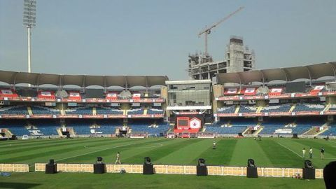 DY Patil Stadium gets FIFA's green signal