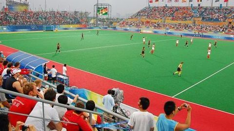 Malaysia thrashed China to register second win of the tournament