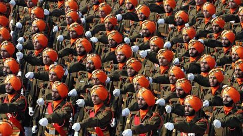 Armed forces' friction with government increasing