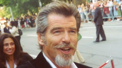 Pan Bahar will not remove Brosnan from ads