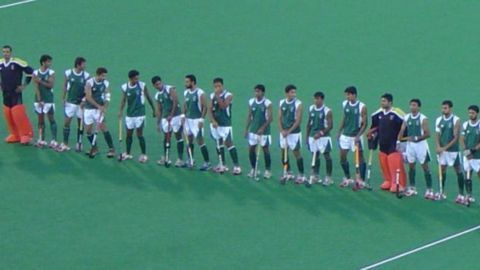 Pakistan keep semi-final hopes alive after a win over Japan