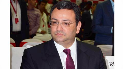 Pushed into the position of 'lame duck' chairman: Cyrus Mistry