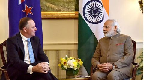 India and New Zealand building stronger ties
