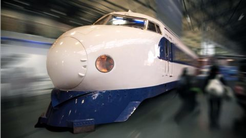 Bullet trains arriving in India