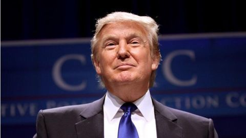 Donald Trump and his Indian outreach