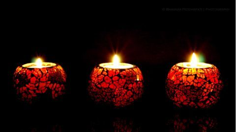 Defeating evil with light: The Diwali way