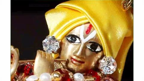 The story of Lord Krishna and his sister Subhadra