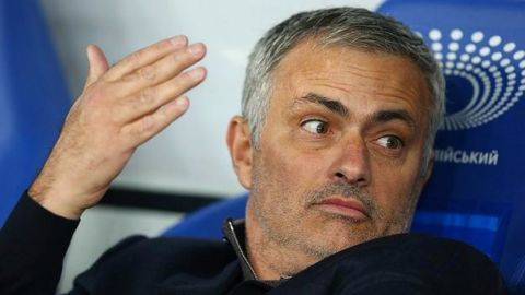Jose Mourinho, the 'troubled one'?