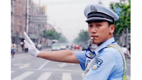 China deals with errant drivers innovatively