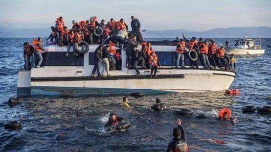 European refugee crisis: Record high deaths