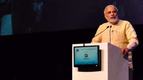 Modi to feature in Incredible India advertisement