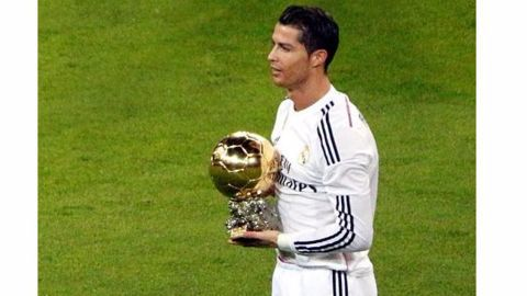 Cristiano's achievements at Real Madrid