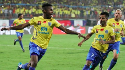Kerala's late goal gives them a win over Goa