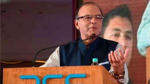 Old notes not immune to tax: Arun Jaitley