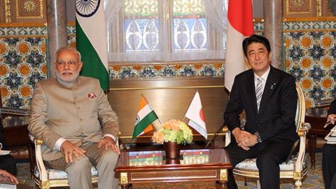 India, Japan ink Civil Nuclear Agreement