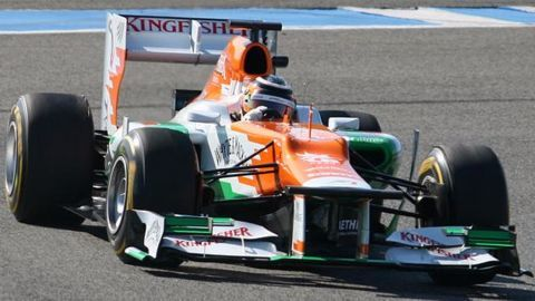 Force India gets a new driver