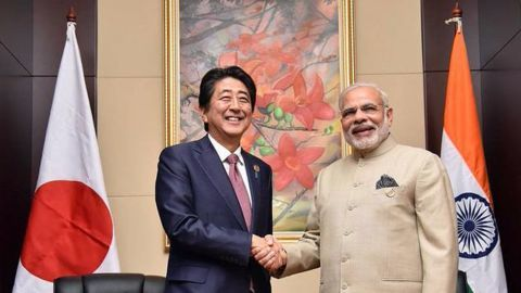 India, Japan talk about South China Sea and Chabahar partnership
