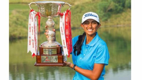 Indian golfers win big