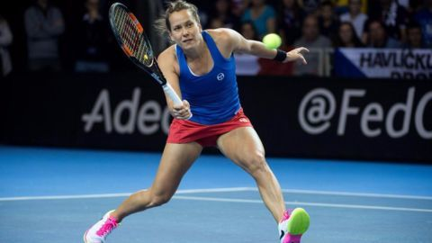 2016 Fed Cup highlights