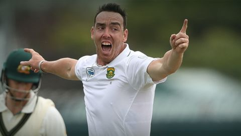 Australia - South Africa second test match