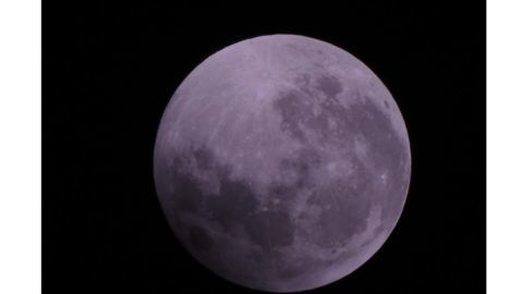 Super show of the supermoon