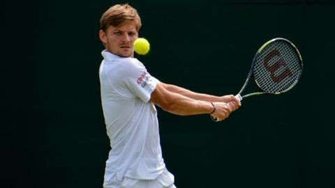 David Goffin to replace injured Monfils in ATP Tour Finals