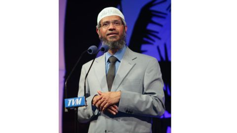 Zakir Naik's schools to be taken over by government