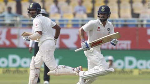 India vs England second test match - Updates!