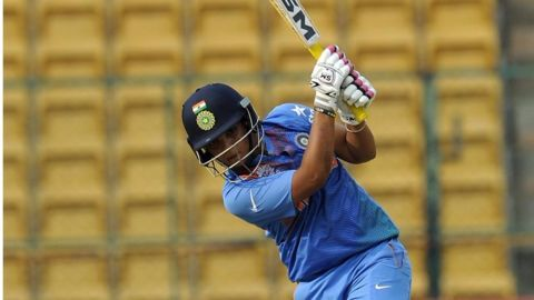 Cricket: Indian women's victory over West Indies