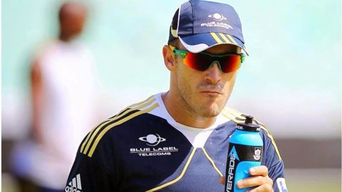 ICC charges Du Plessis with ball tampering