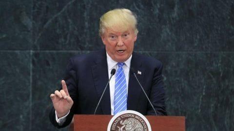 Trump team hints at Muslim immigrant registry