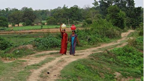 Villages in rural India have come to a standstill