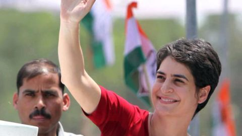 Priyanka to play a bigger role in campaign for UP