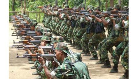 Army convoy attacked in Assam by ULFA