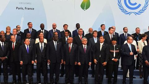 Countries set a deadline for finalizing Paris agreement rules