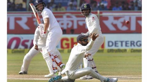 India win second test match; lead series 1-0