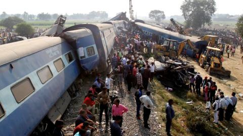 Poor infrastructure caused 50% of train derailments
