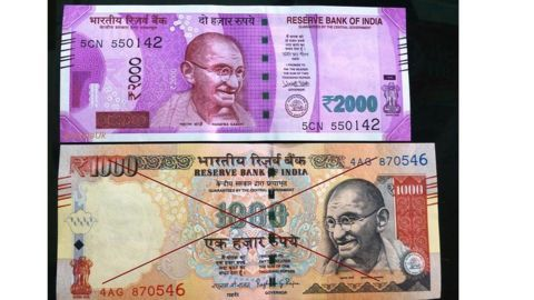 HC to hear petition against Rs.2,000 note