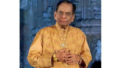 The life of M. Balamuralikrishna