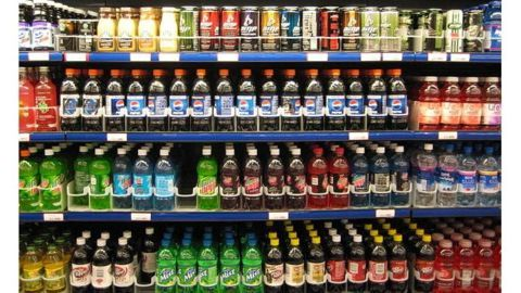 Lead and other heavy metals found in soft drinks