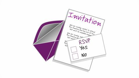 Wedding invitation cards, payments receipts required to avail the facility