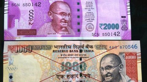 What will the RBI do with 23 billion demonetized notes?