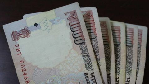 Crores in scrapped notes make dramatic reappearance