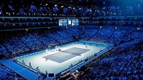 ATP Finals Set for Turin from 2021