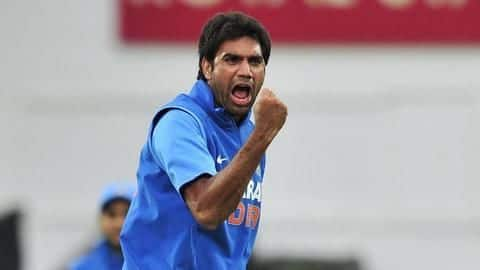 Former Indian pacer Munaf Patel retires from all formats