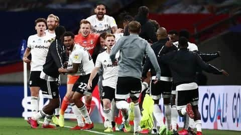 Fulham earn promotion to the Premier League