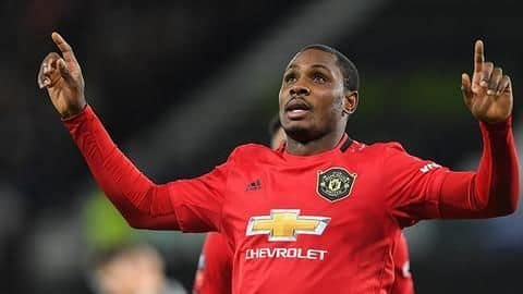 Odion Ighalo's loan spell at Manchester United could be extended