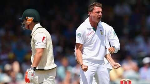 Five best career moments of Dale Steyn