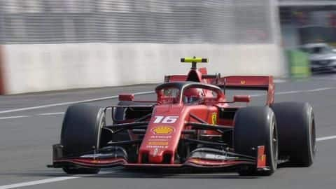 Charles Leclerc wins Italian GP: Here are the records broken