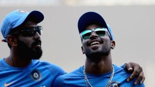 #AUSvIND: Pandya, Rahul set to miss two ODIs